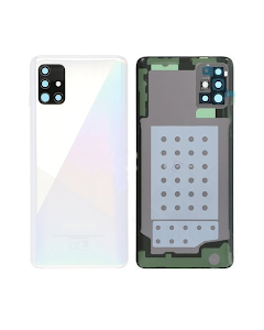 Galaxy A51 Back Cover White