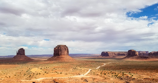 Monument Valley, AZ - Mar 2017