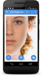 My Face Shape Meter- screenshot thumbnail