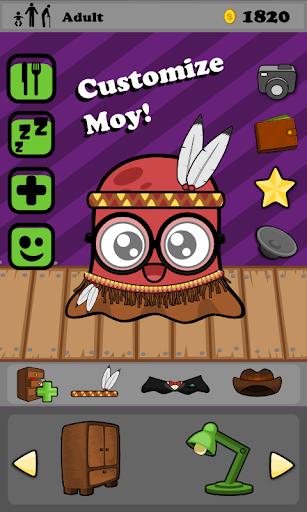Moy ? Virtual Pet Game screenshot 4