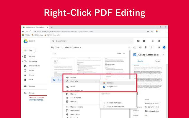 convert pdf to word online google docs