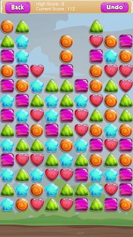 android Bonbon Drop Screenshot 3