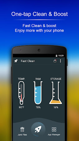 Fast Clean/Speed Booster 1.6.2 screenshot 71015