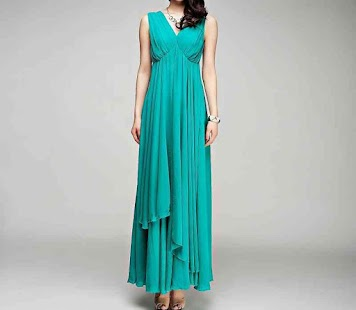 long dress design ideas screenshot thumbnail - Dress Design Ideas