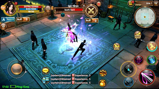 Télécharger Gratuit Age of Wushu Dynasty apk mod screenshots 6