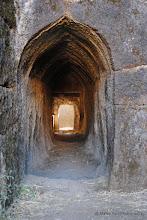 Photo: Entrance of Zunjar Machi on fort Torana