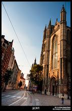 Photo: Gent, Catedral de San Bavón en Gante (conocida también como Sint-Baafs Cathedral)