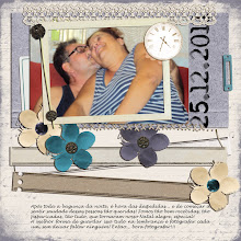 Photo: Template - This Year PhotoBook by TForMe Papers and elements - 100 percent me by ValC Stamped Alpha - Messy Stamped On Alpha by Studio 68 Font Lucida Handwriting PS CS2