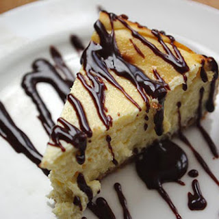 Delicious Baileys Irish cream cheesecake
