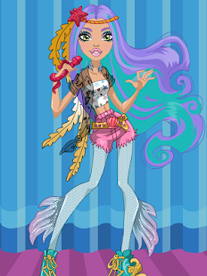 Ghouls Monsters Fashion Dress Up - náhled