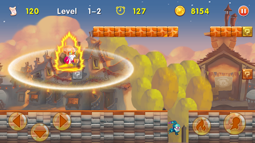 Super Dragon Boy - Classic platform Adventures 1.1.6.102 screenshots 7