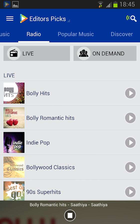 Hungama Music - Songs & Videos- screenshot