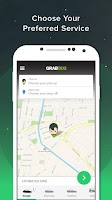 Screenshot of GrabTaxi: Book a ride