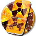 Radioactive Keyboard icon