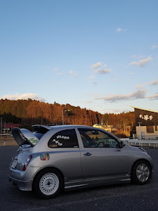 マーチ AK12 12Cインパルマーチのカスタム事例画像 ひずみん@CL7欲しいさんの2019年01月08日07:55の投稿