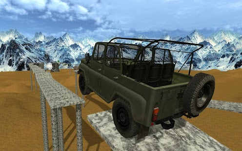 Mountain Climb 4x4 3d: Offroad Simulator - náhled