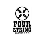 Logo of Four String Hilltop Heritage Lager
