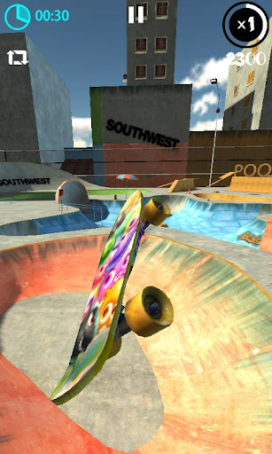 Real Skate 3D screenshot 6