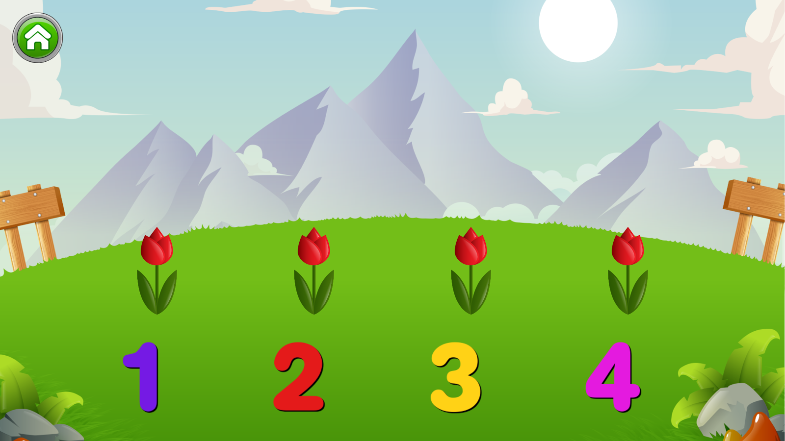 Kids Numbers and Math FREE- screenshot