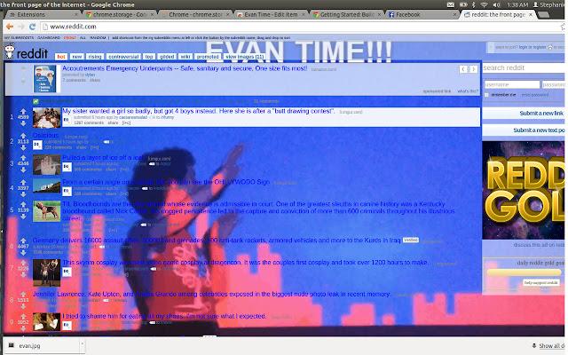 Evan Time