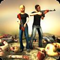 Zombie Raiders Survival icon