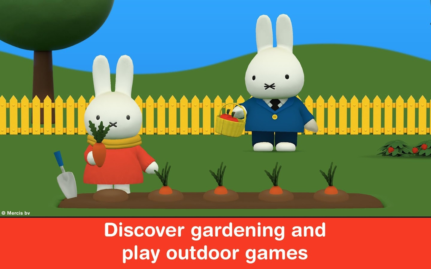 Miffy's World- screenshot