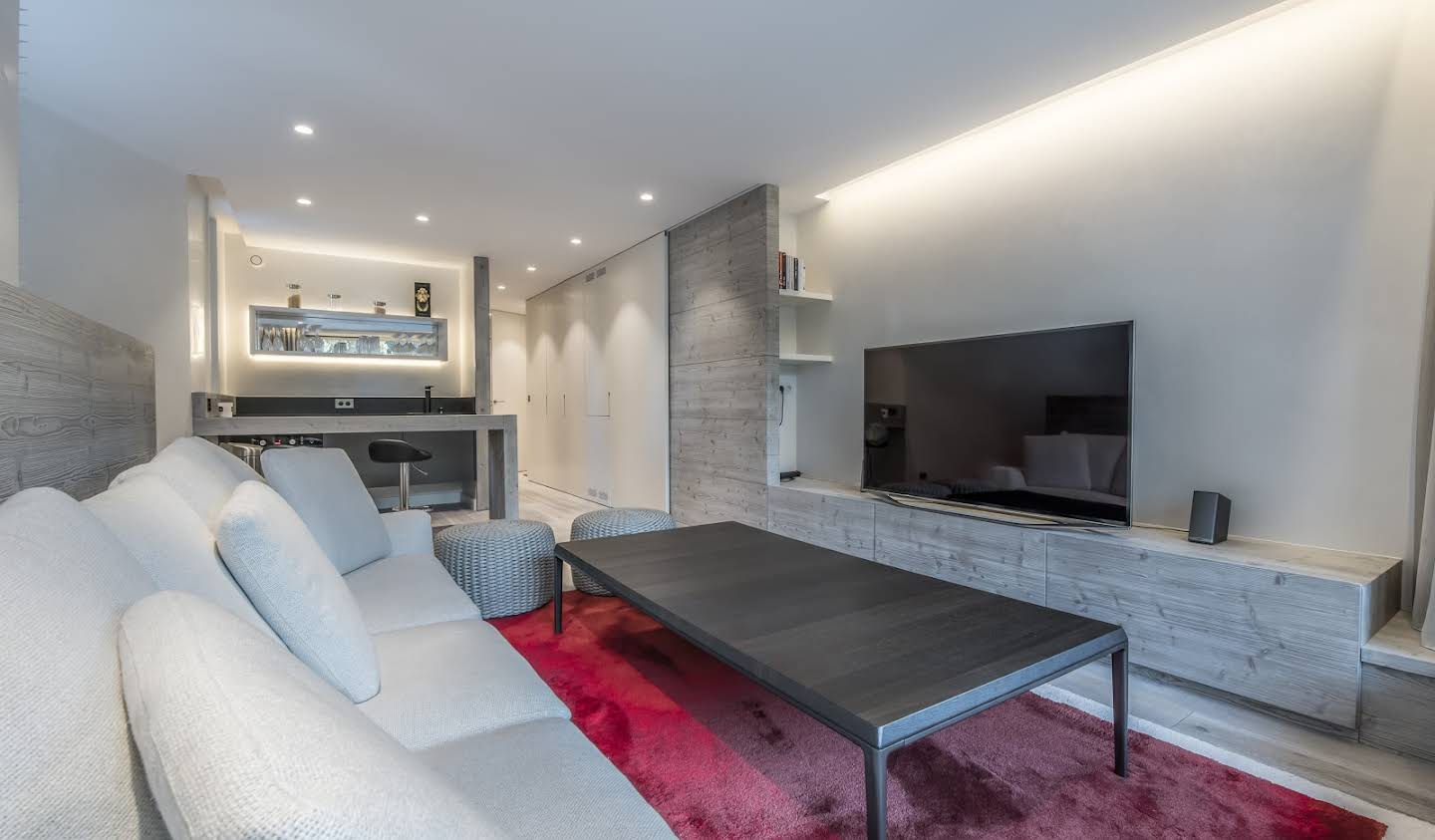 Apartment with terrace Courchevel