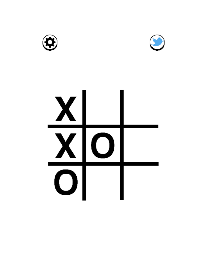 Impossible Tic-Tac-Toe- screenshot