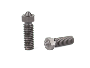 E3D Volcano Nozzle - Hardened Steel - 1.75mm x 0.60mm