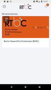 Download Roche Taiwan B Cell Conference For PC Windows and Mac apk screenshot 3