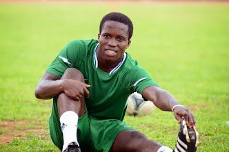 Photo: George 'kweku' Davis [Leone Stars Training Camp in advance of Tunisia Game, June 2013 (Pic: Darren McKinstry)]