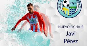Javi Pérez defenderá la camiseta del CD El Ejido.