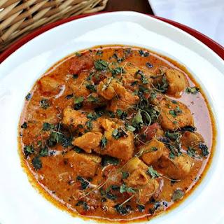 Chicken Karahi (Slow Cooker).