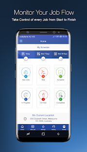 i4MyJobs - for Employees - náhled