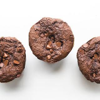Copycat Costco™ Double Chocolate Muffins.