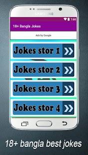 18+ Bangla Jokes - náhled