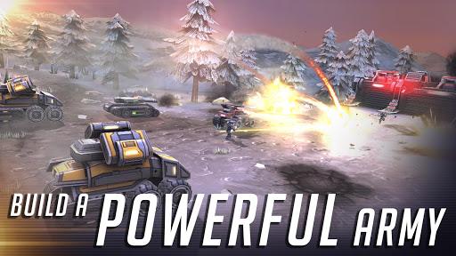 League of War: Mercenaries screenshot 2
