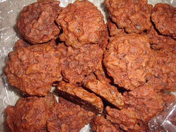 Chocolate Chip Pudding Drops Recipe