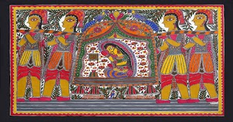 UPSC Art and Culture Indian Painting