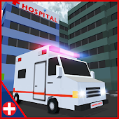 Ambulance Rescue Driving 3D