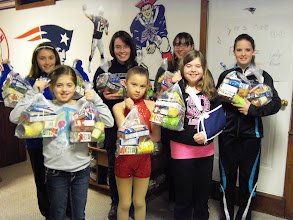 Photo: Mia, Chloe, Joanna, Emily, Vici, Ava & Kylee April 21,2013 ~ United Way's Star Project Competition.