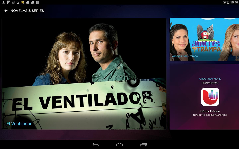 UVideos- screenshot