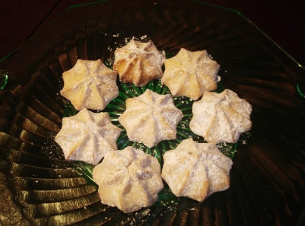 Cream Cheese-lemon Spritz Cookies Recipe