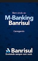 Screenshot of M-Banking Banrisul