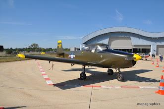 "Photo: ou encore ""NAVION"", si si, c'est son nom  le Ryan (North American) Navion NA-154, 260 cv, 4 places"