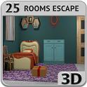 3D Escape Games-Midnight Room icon