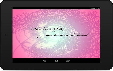 Positive Affirmation Wallpaper screenshot 8