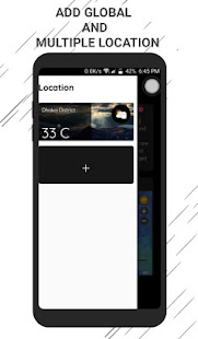 Accurate Weather App - Basic Weather of the world.