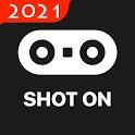 Shot On - Add ShotOn Camera photo icon