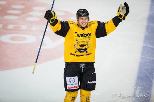 Lasse Lappalaisen 0-2 maali jäi ottelun voittomaaliksi.